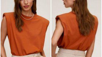 Mango Kadın Tişört Modelleri