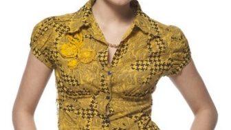 Yazlık Bayan Gömlek Modelleri