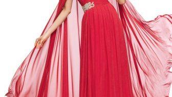 Yazlık Bayan Uzun Abiye Modelleri