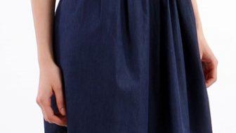 Yazlık Kot Elbise Modelleri