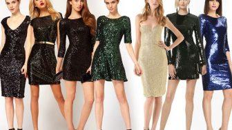 Payetli 2013 Abiye Elbise Modelleri