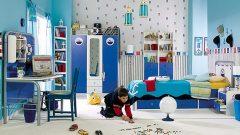 Çilek Çocuk Yatak Odası Modelleri