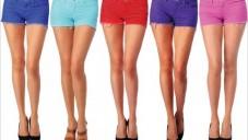 2013 Yazlık Bayan Şort Modelleri